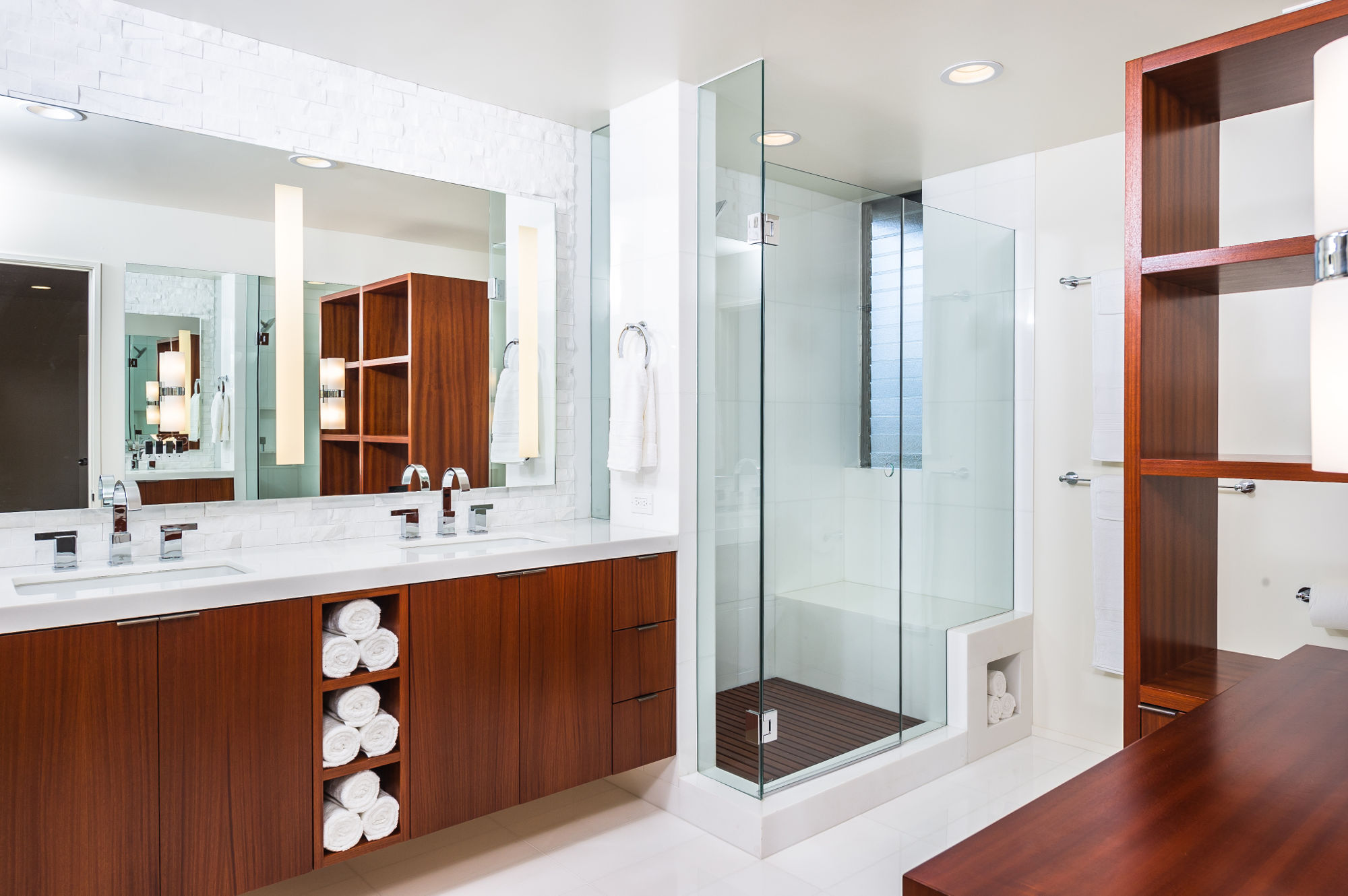 Kearsarge residence whole house renovation in brentwood for Bathroom remodel 94513